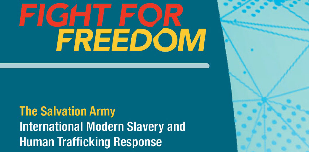 International Army Launches Modern Slavery and Human Trafficking Response Strategy