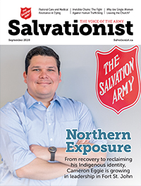 Salvationist Sept 2020 Magazine