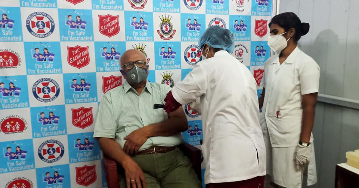 Salvation Army Serves as COVID Second Wave Worsens in India