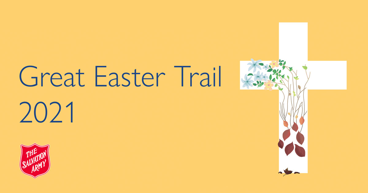 The Salvation Army Great Easter Trail 2021