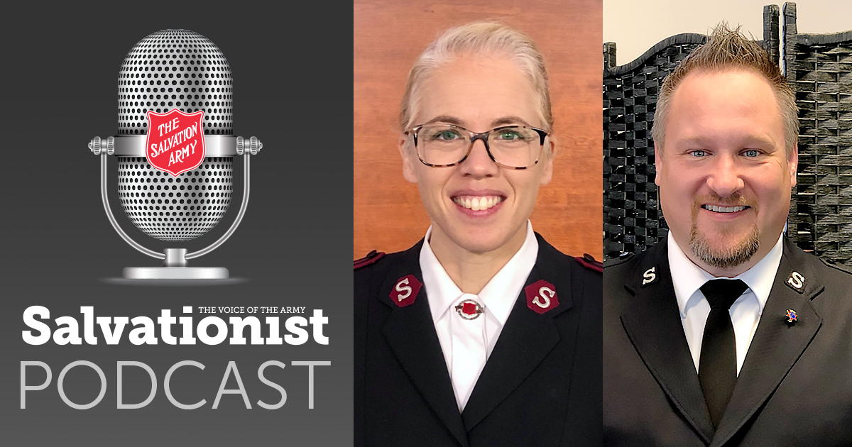 Salvationist Podcast Debuts Season 3