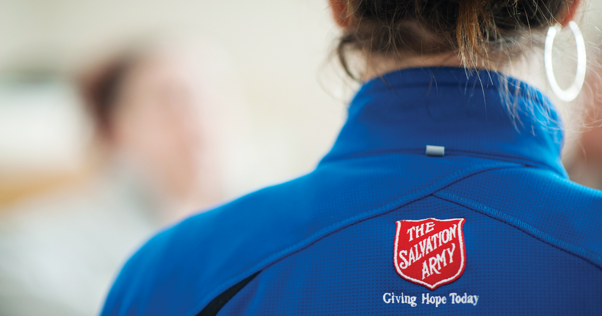 How Does The Salvation Army Reach Millennials?