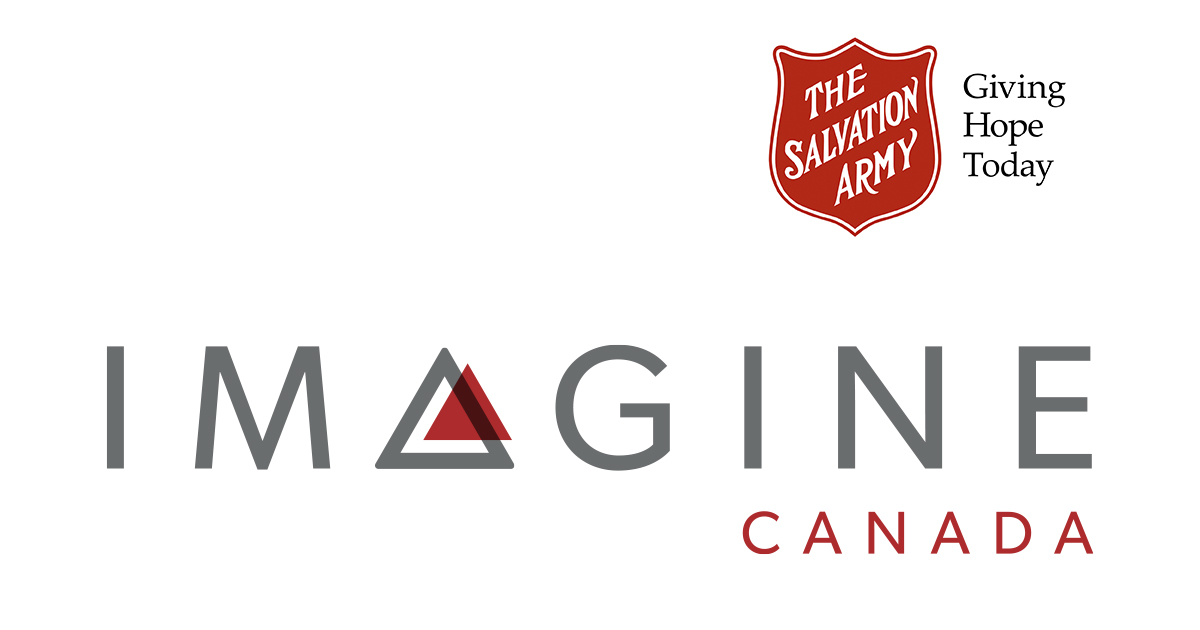 The Salvation Army Receives Imagine Canada Accreditation