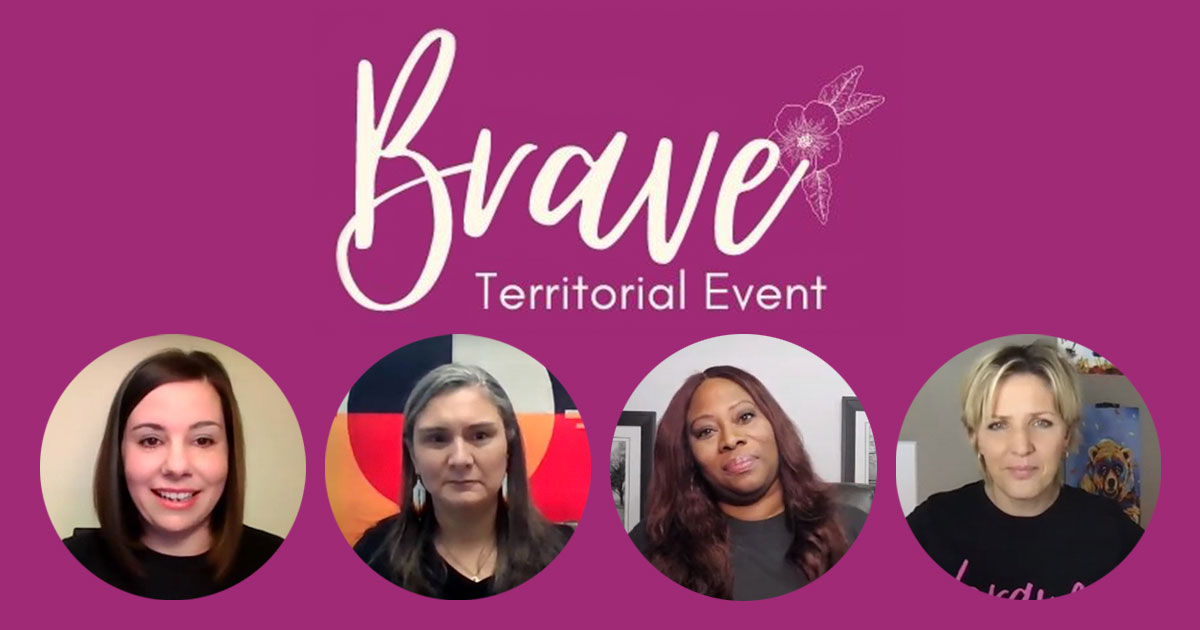 Territory Partners With Brave Global To Empower Young Women