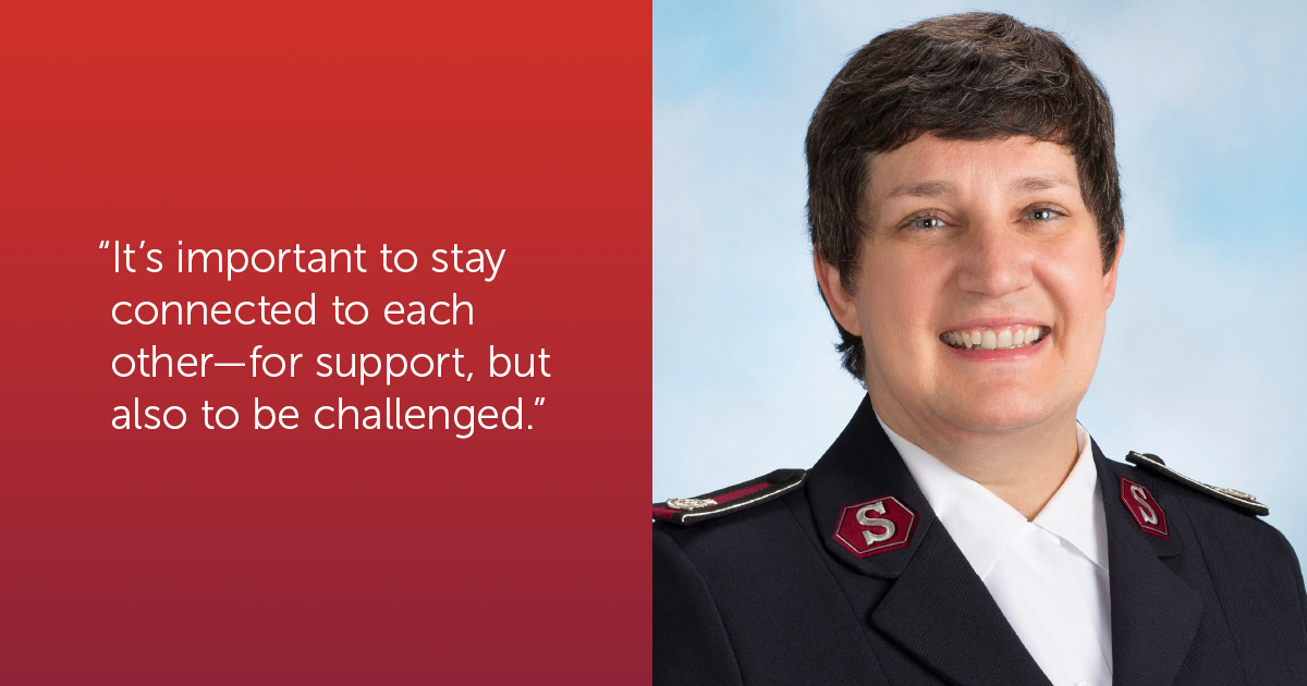A Conversation With New Chief Secretary Colonel Evie Diaz