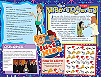 Just for Kids magazine image