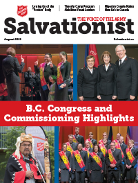 Salvationist Aug 2019