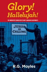 image of Glory Hallelujah book cover