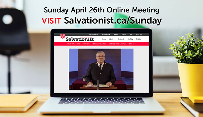 Sunday Meeting April 26