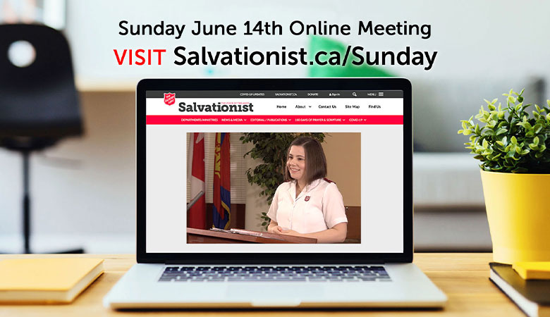 Sunday Meeting June 14