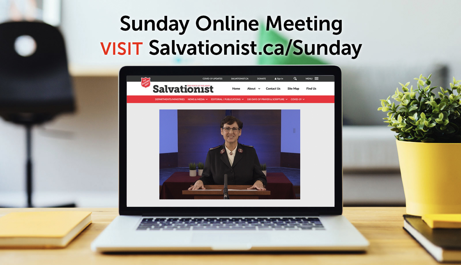 Sunday Meeting April 19