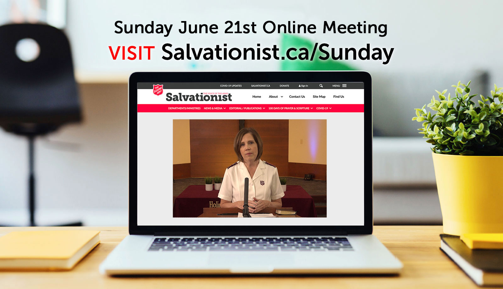 Sunday Meeting June 21