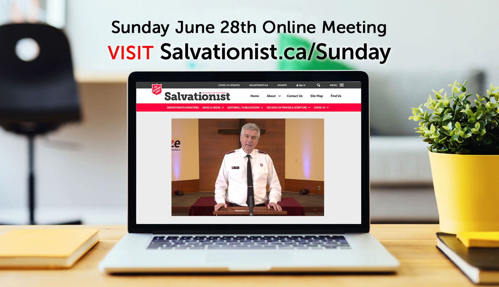 Sunday Meeting June 28