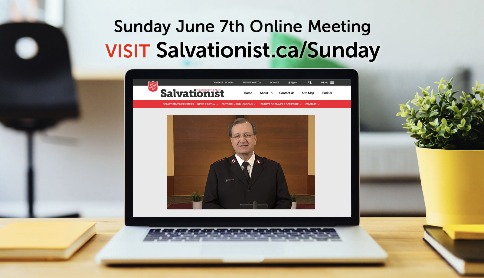 Sunday Meeting June 7