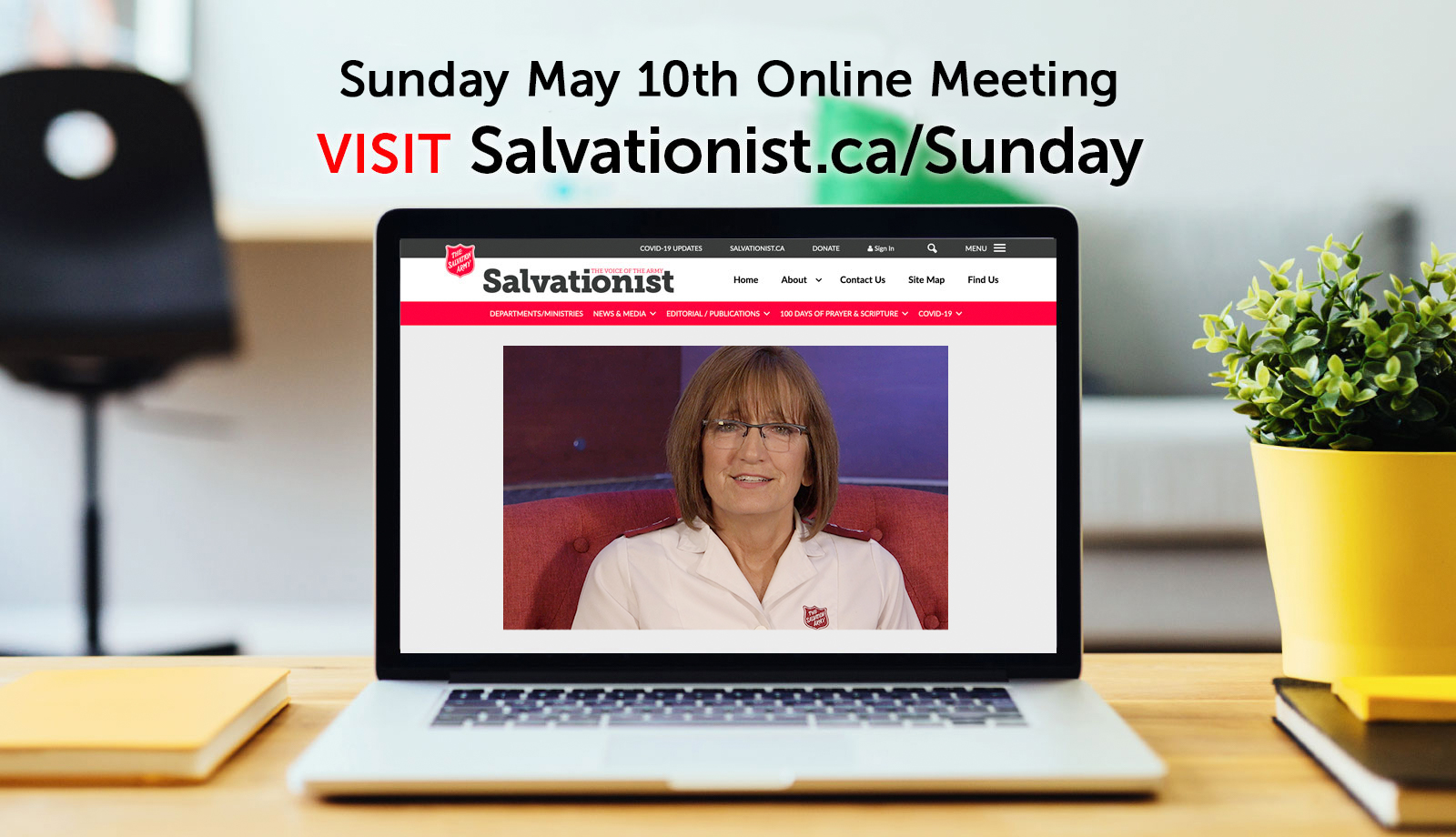Sunday Meeting May 10