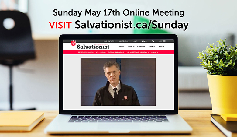 Sunday Meeting May 17