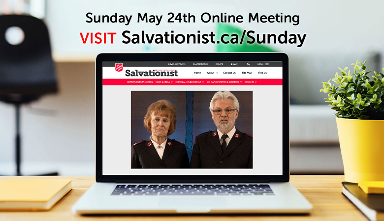 Sunday Meeting May 24