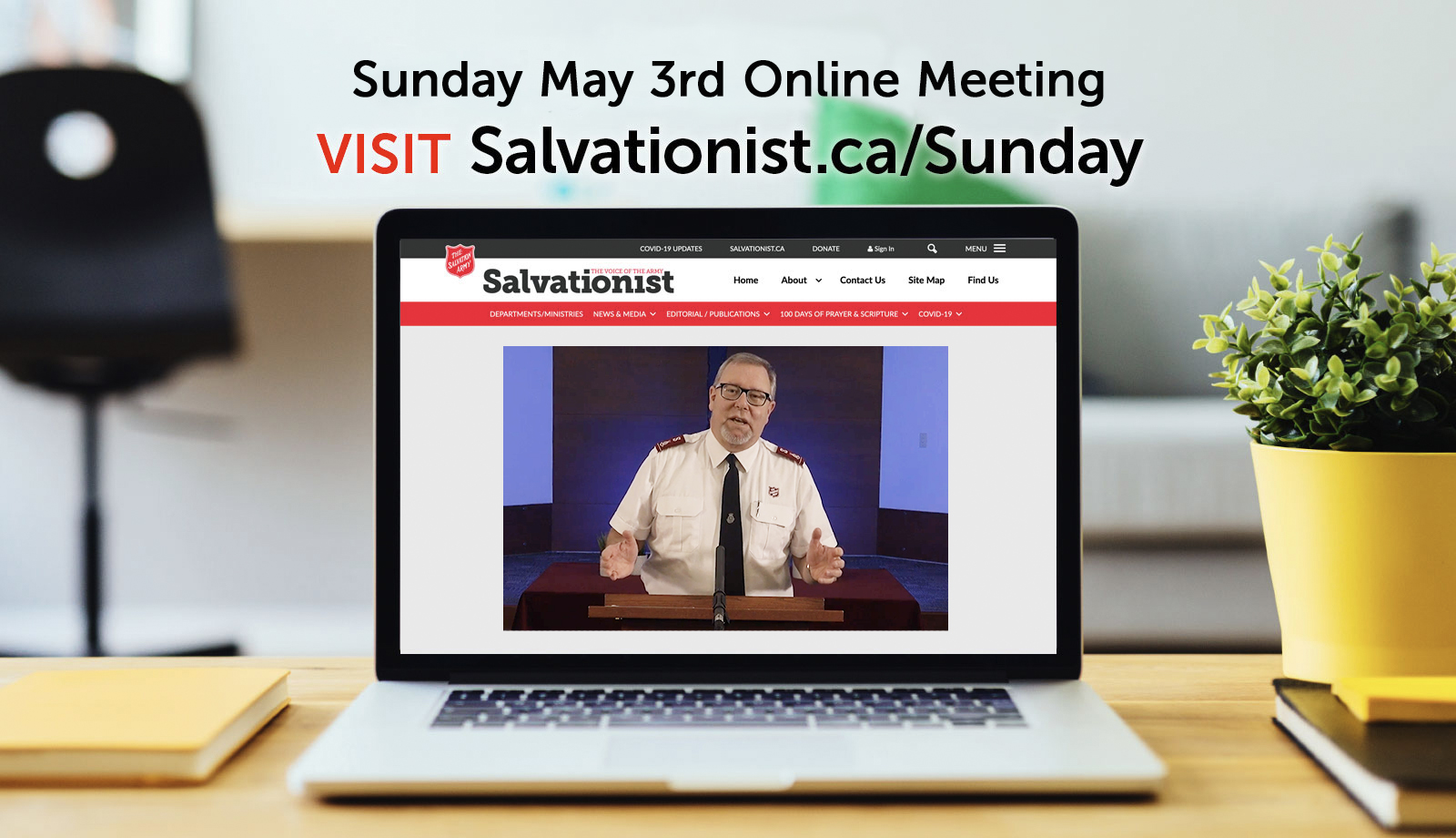 Sunday Meeting May 3