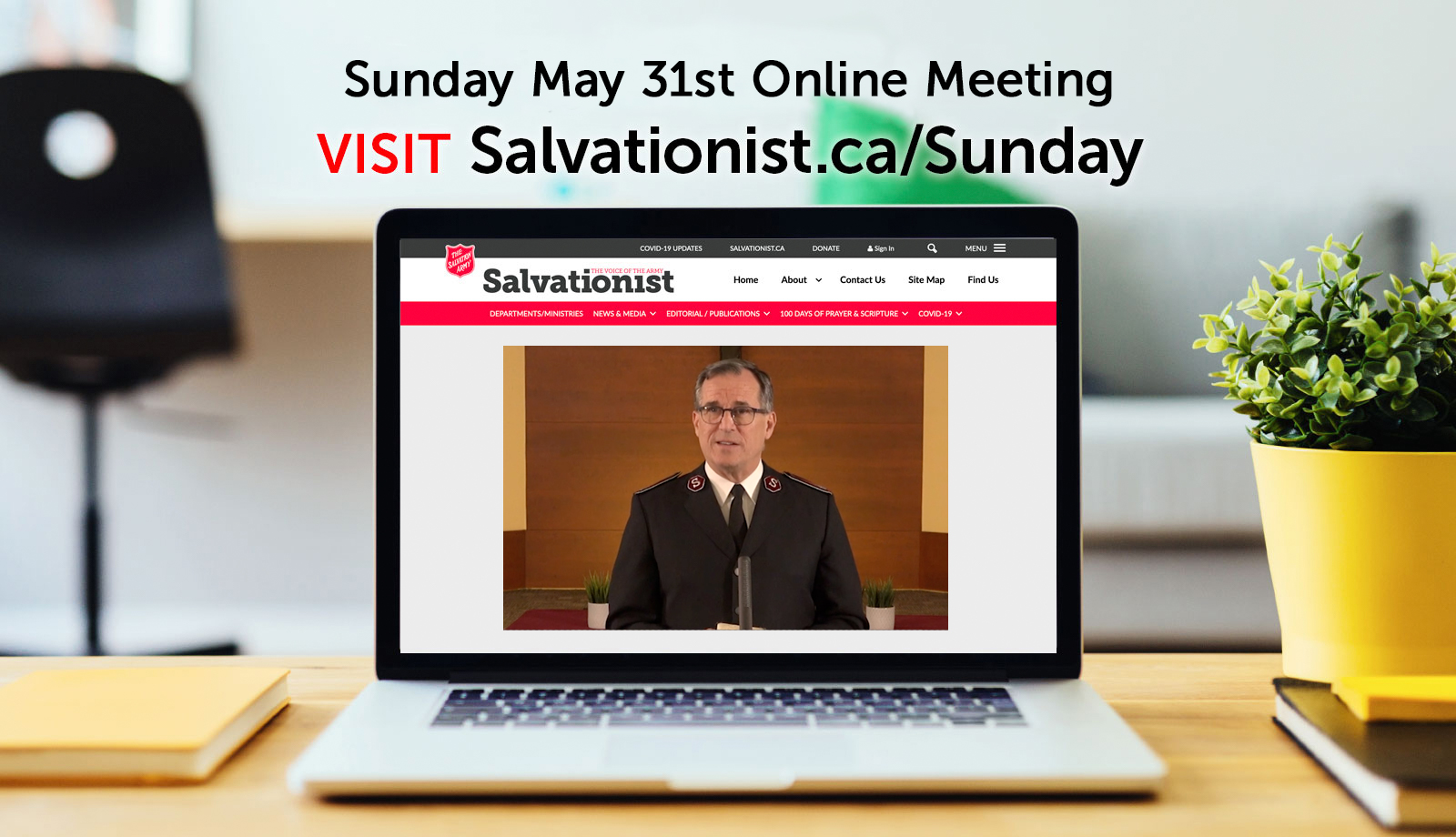 Sunday Meeting May 31