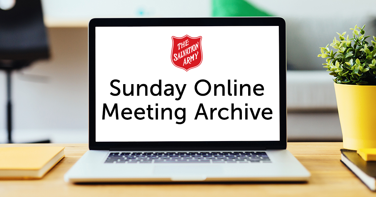 THQ Sunday Meeting Archive