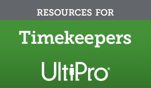 Resources for Timekeepers