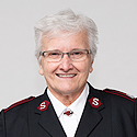 photo of Lt-Colonel Alison Cowling