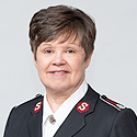 photo of Lt-Colonel Wendy Waters
