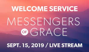 Messengers of Grace Welcome Meeting - Sept 15th