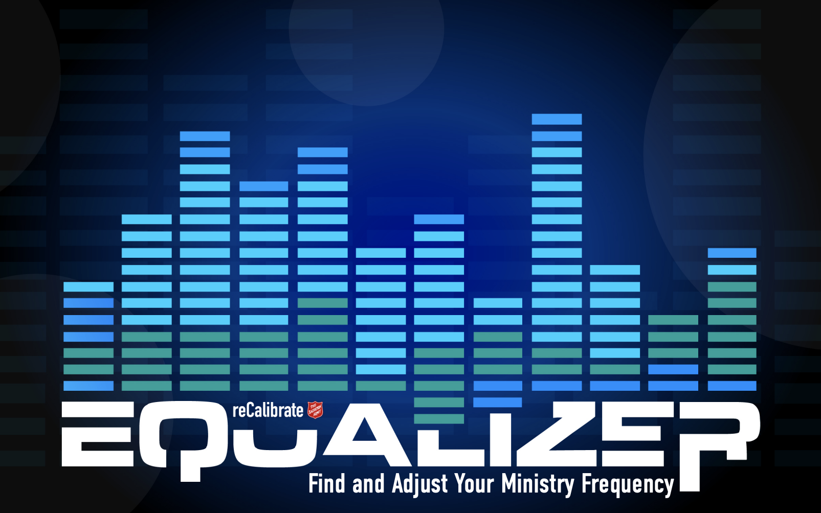 Graphic for reCalibrate Equalizer: Find and adjust your ministry frequency
