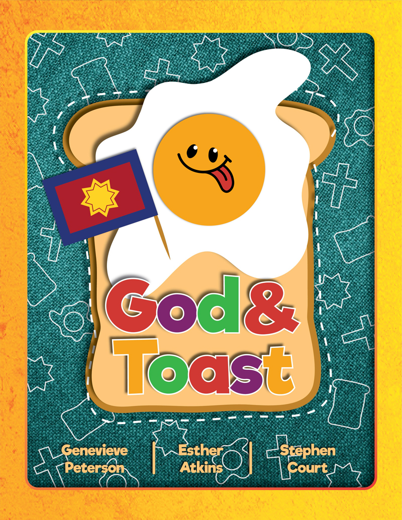 God & Toast book cover