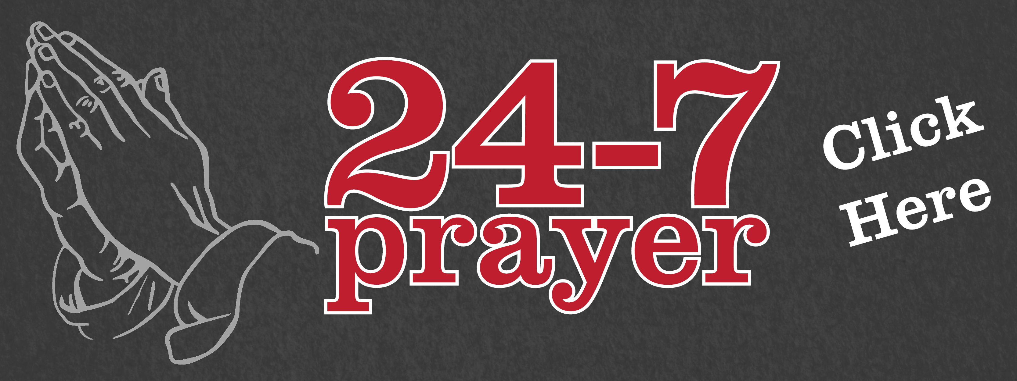 24-7 Prayer Graphic