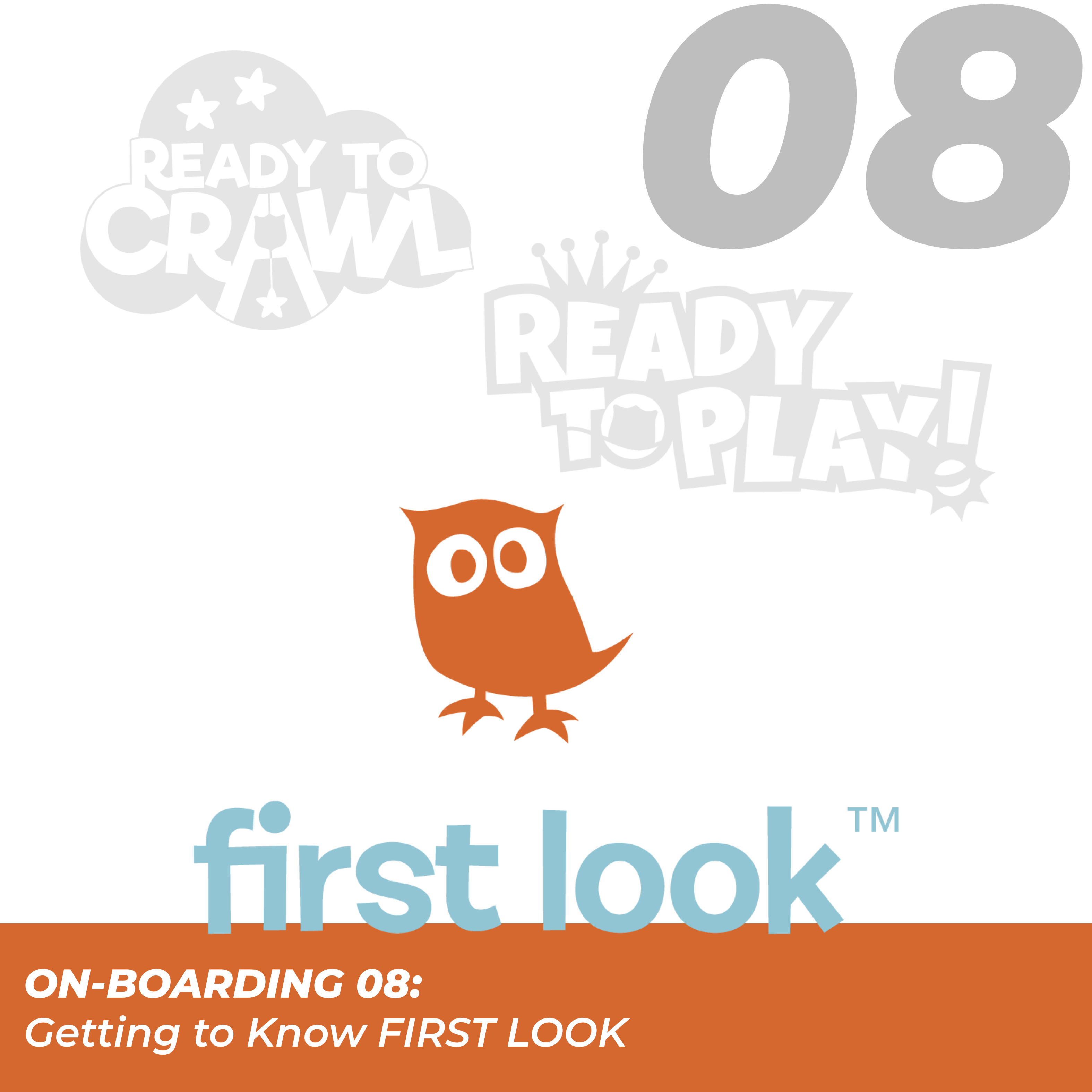 Click here for On-boarding 08: Getting to know First Look.