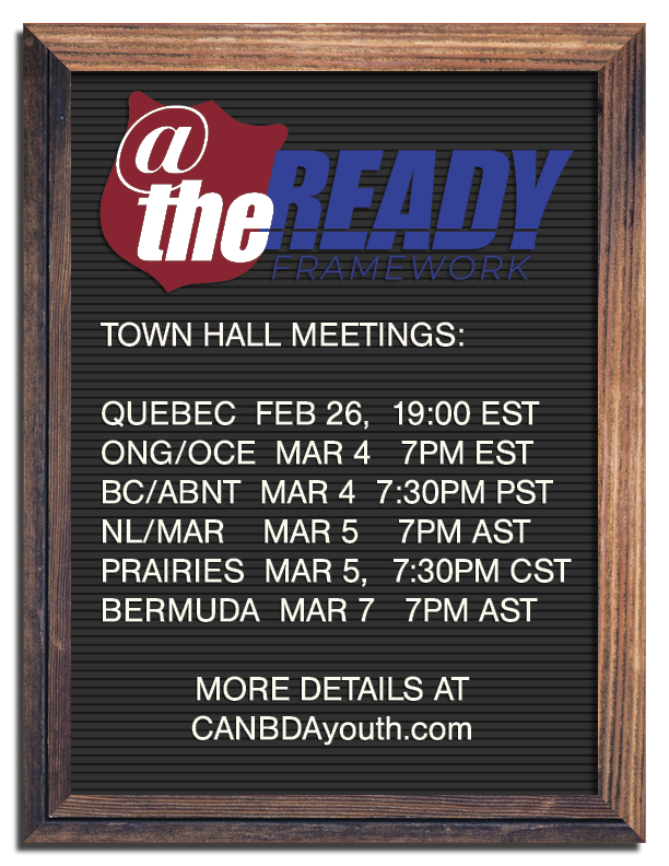 townhall meeting schedule