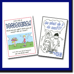 Decision Pamphlets for Children