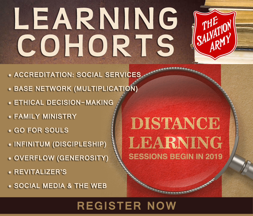 Learning Cohorts 2019