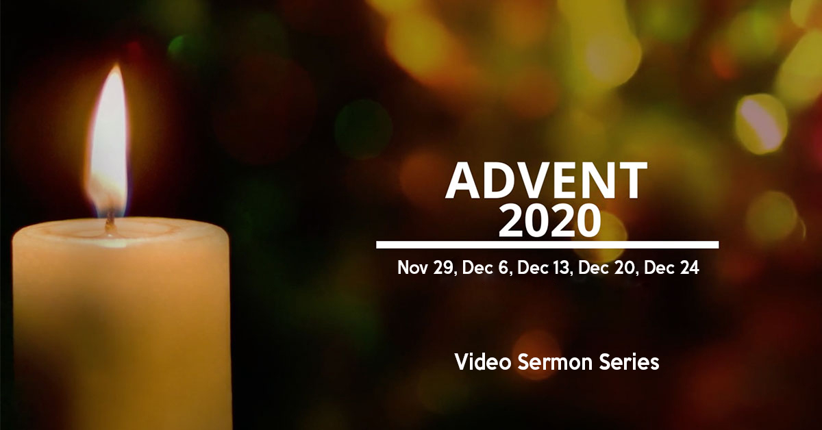 Advent 2020 Candle