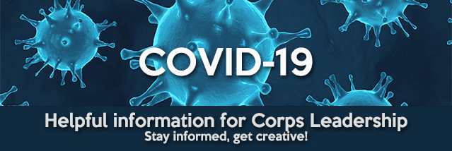Corps Covid News Information