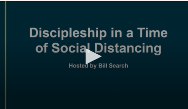 Discipleship in Social Distancing