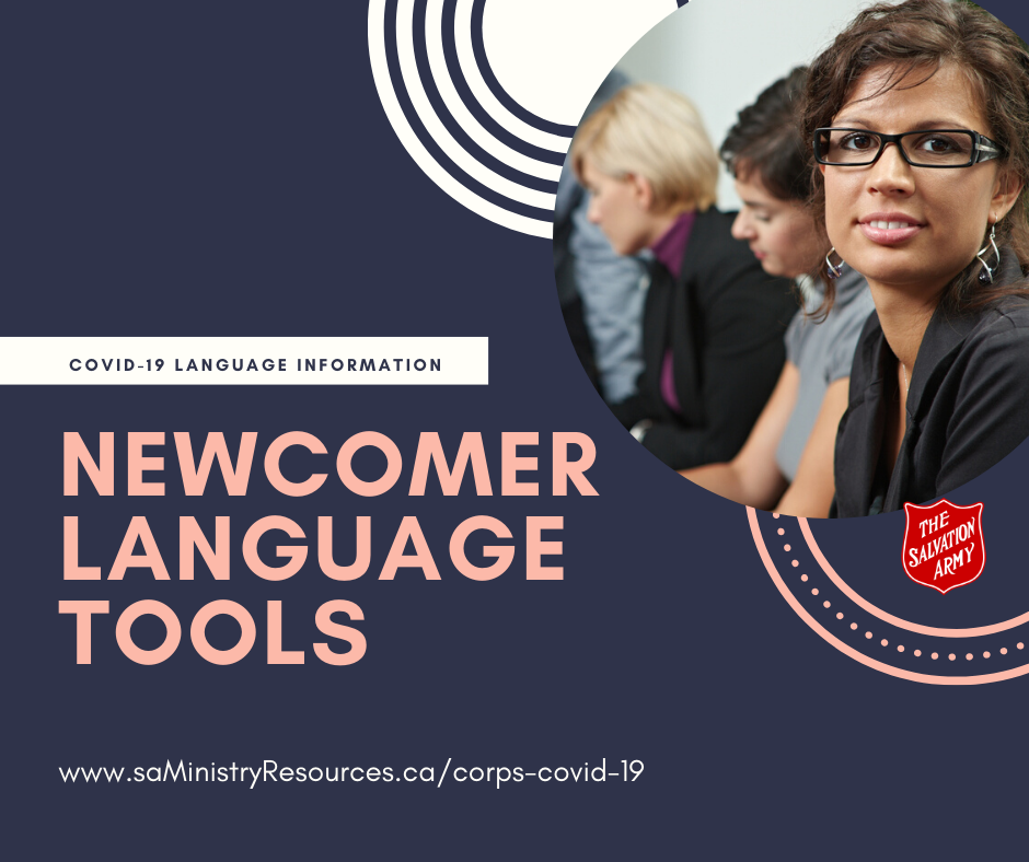 Newcomer Language Tools