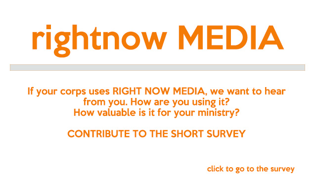 Right Now Media - Is it beneficial to your ministry?