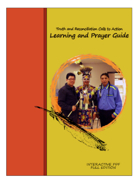 Truth & Reconciliation Call to Action Prayer Guide