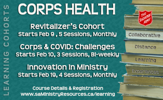 Corps Health Learning Cohorts