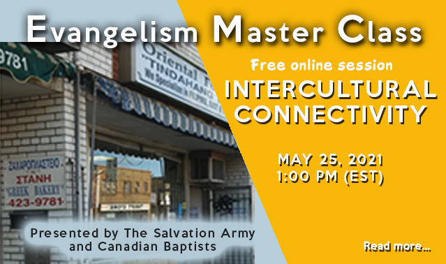 Evangelism Master Class-session 2