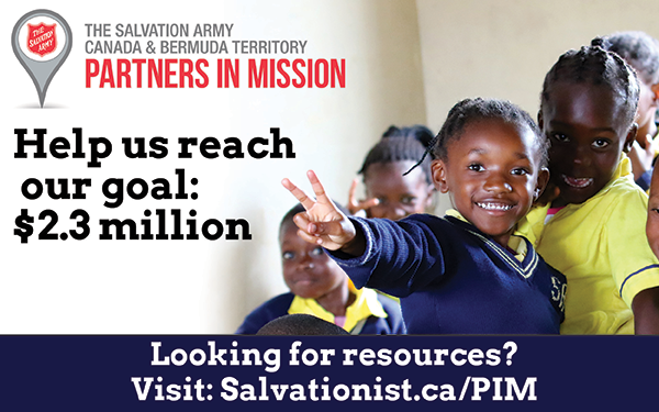 Partners In Mission - Resources for Corps