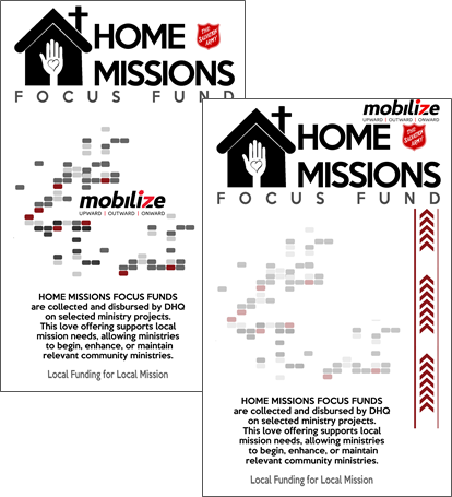 Home Missions Bulletin Insert sample