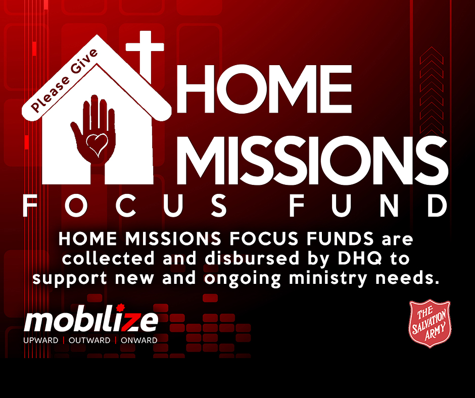 Home Missions Ad