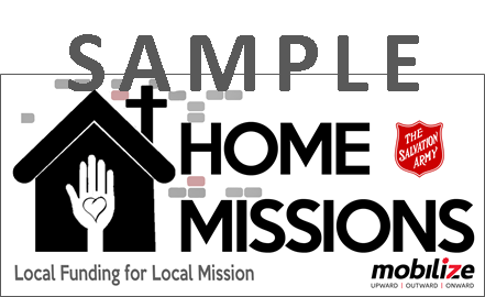 Home Missions Promo Graphic