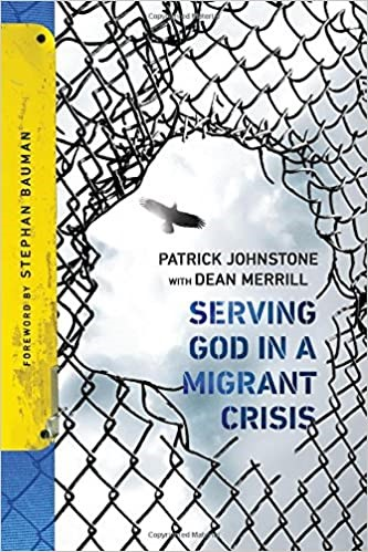 Serving God in a Migrant Crisis book cover