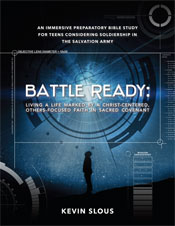 Battle Ready - Teen Soldiership