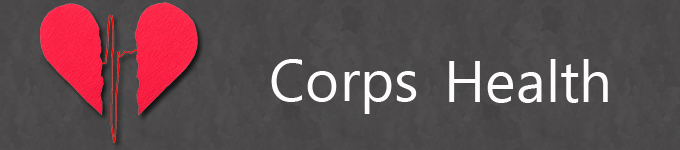 Corps Health Banner